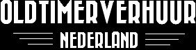 Oldtimerverhuur Nederland